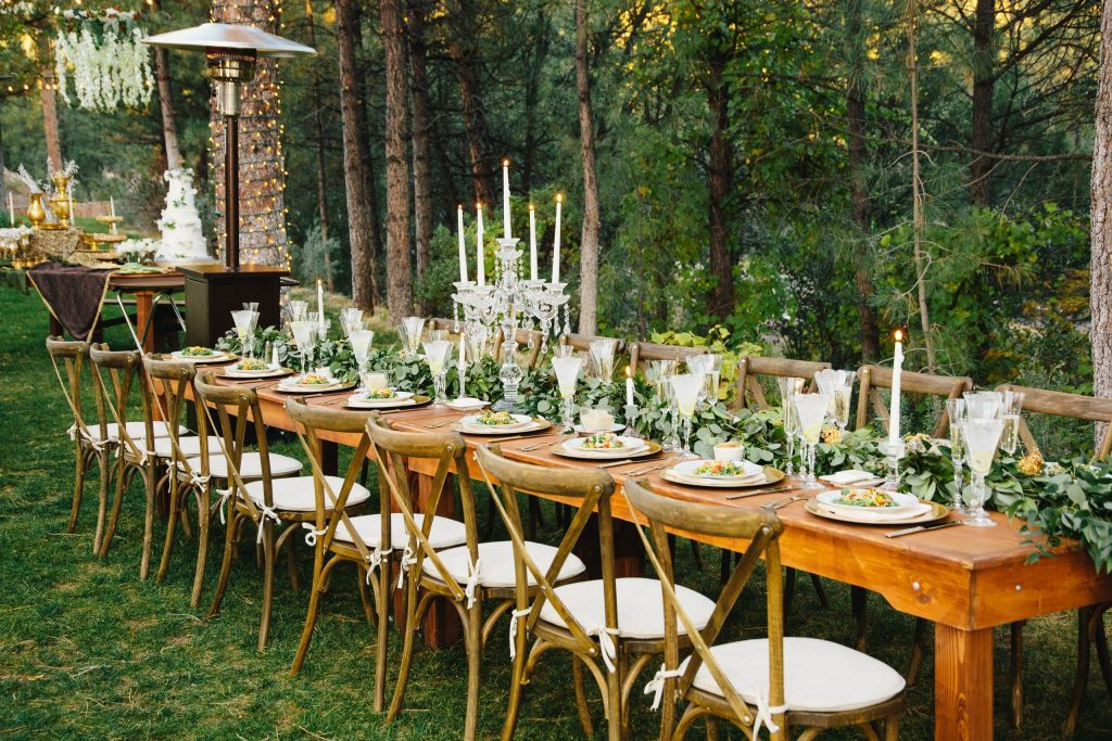 cabins on strawberry hill Arizona micro weddings