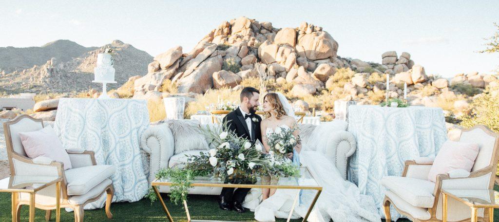 Boulders Resort Arizona Micro Wedding Venue