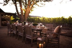 Napa Airbnb for a wedding