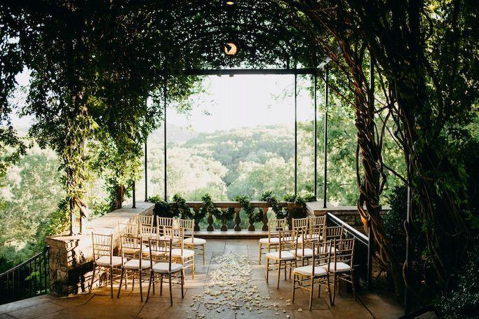 Cheekwood Tennessee micro wedding venue and package