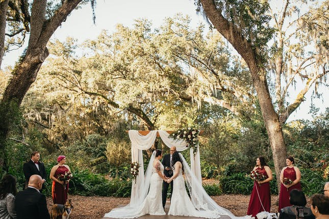 Cross Creek Ranch Micro Wedding Venue in Florida