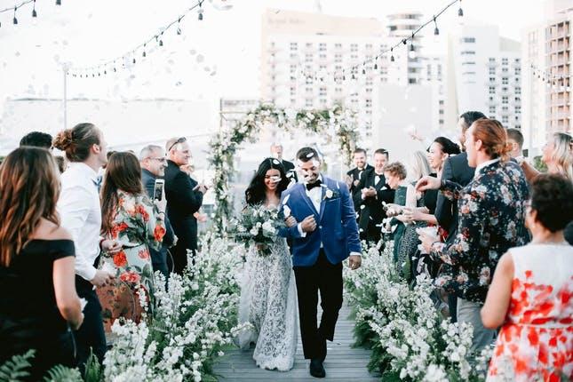 The Betsy Hotel Micro Wedding Venue in Florida