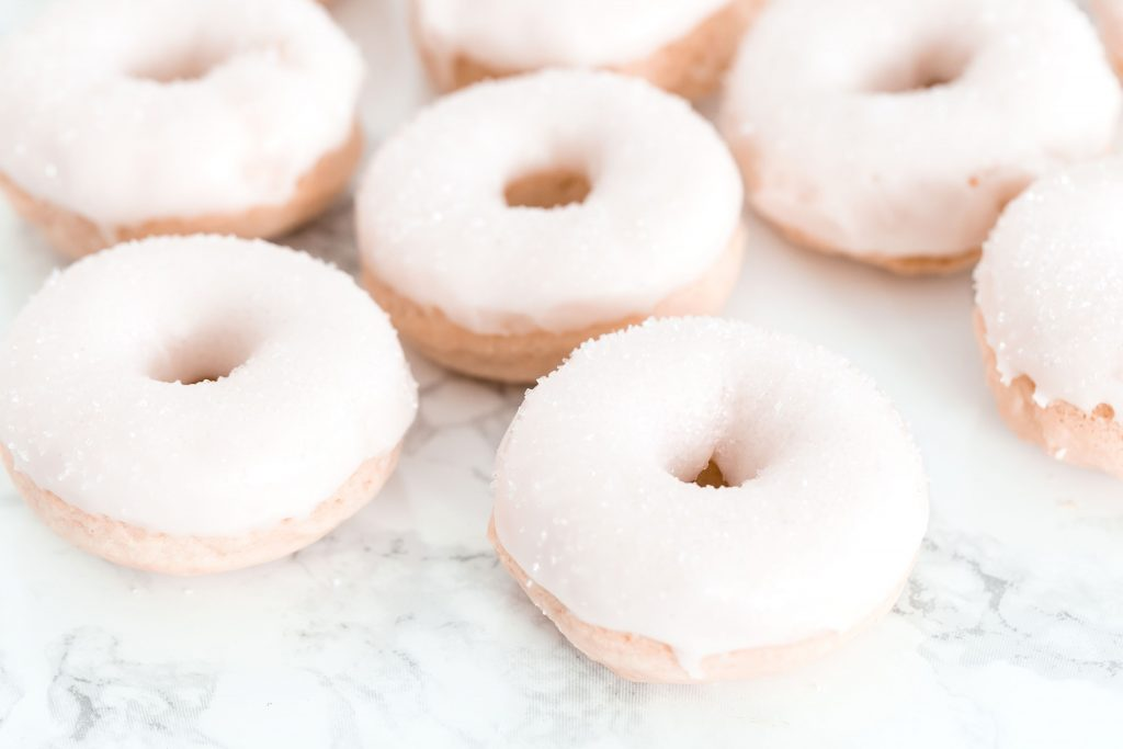 donuts for a micro wedding