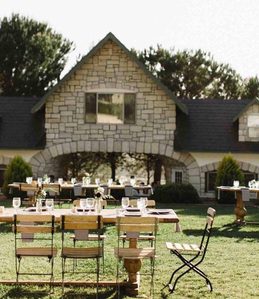 Castle Noland micro wedding venue California