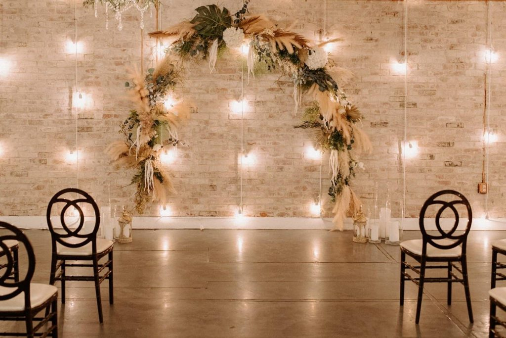 The Century micro wedding package and venue in California