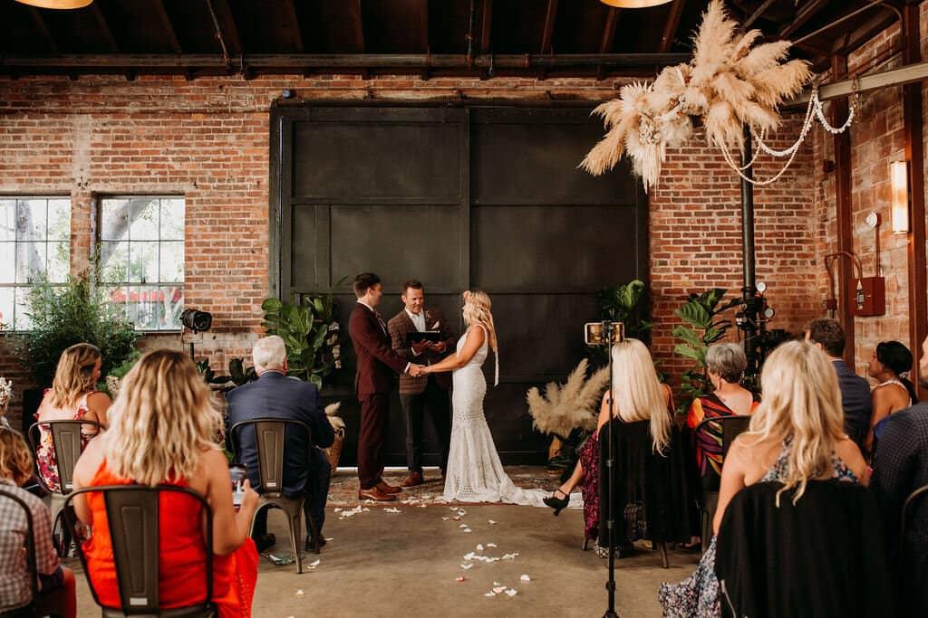 The Penny - micro wedding venue in central California